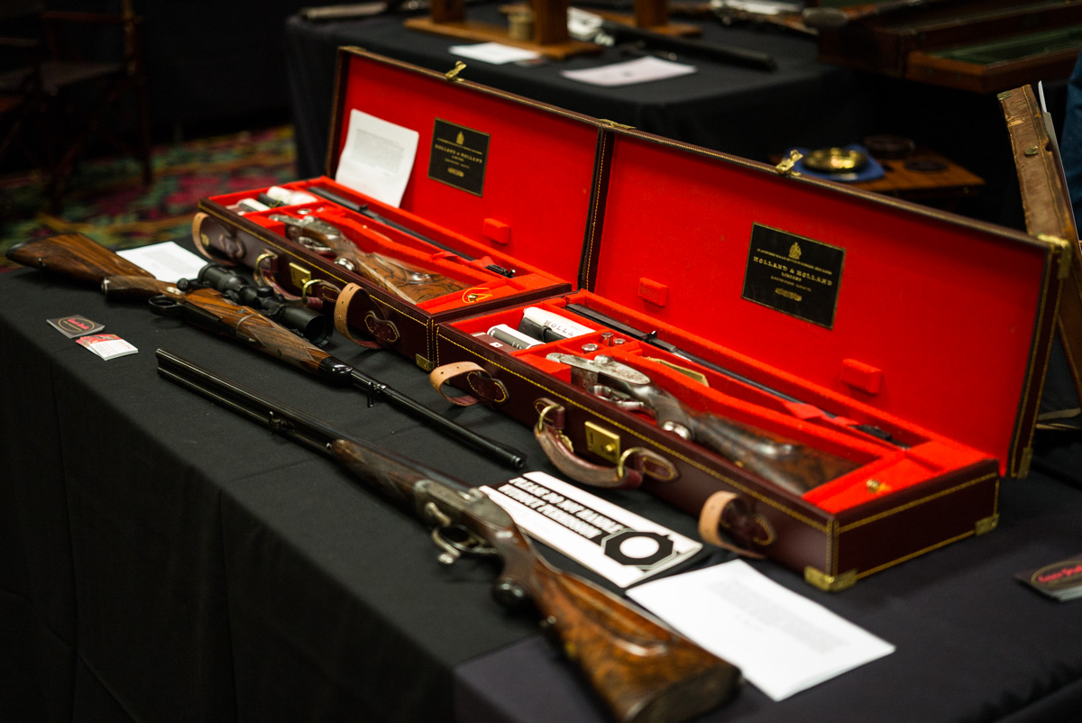 Antique Arms Las Vegas 2015