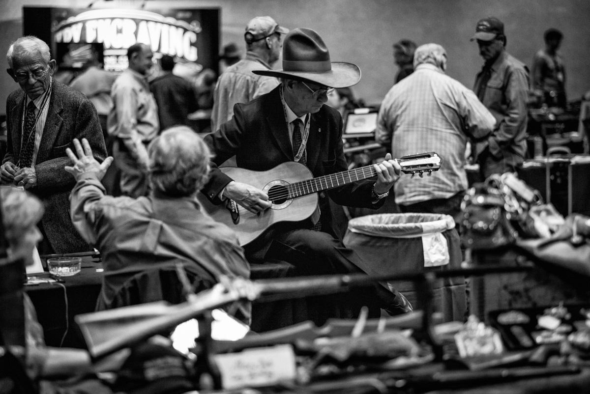 The Las Vegas Antique Arms show 2015