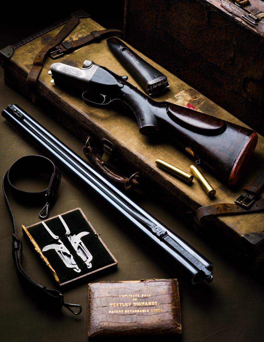 Sutherland Rifle .577