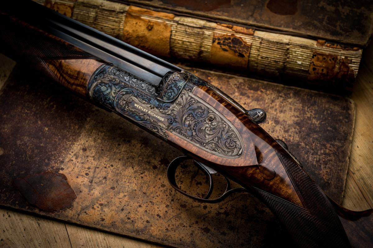 Westley Richards Ovundo, 20g Shotgun