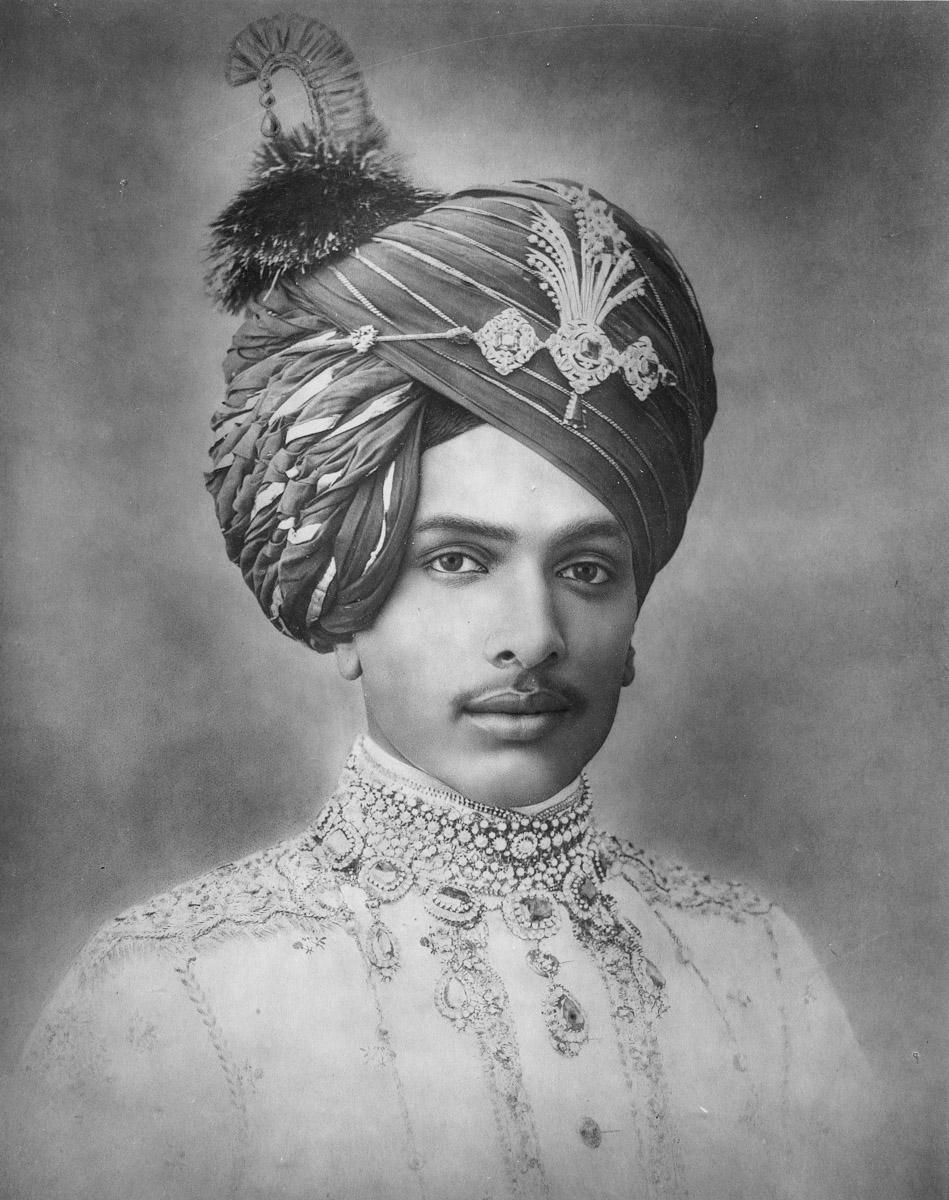 HH The Maharaja of Alwar