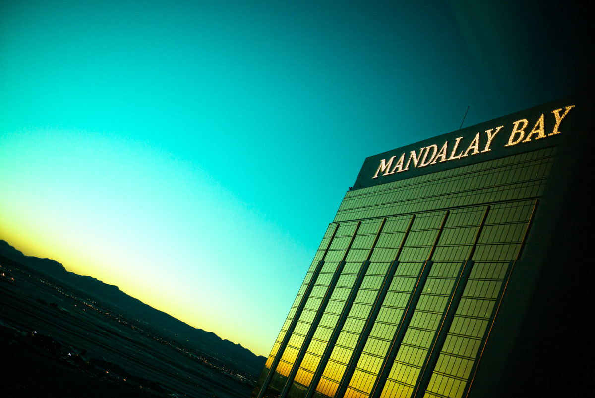 Mandalay Bay Hotel, Las Vegas