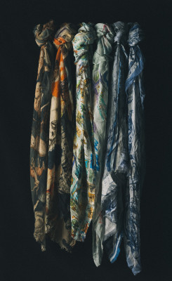 Faliero Sarti Scarves at Westley Richards