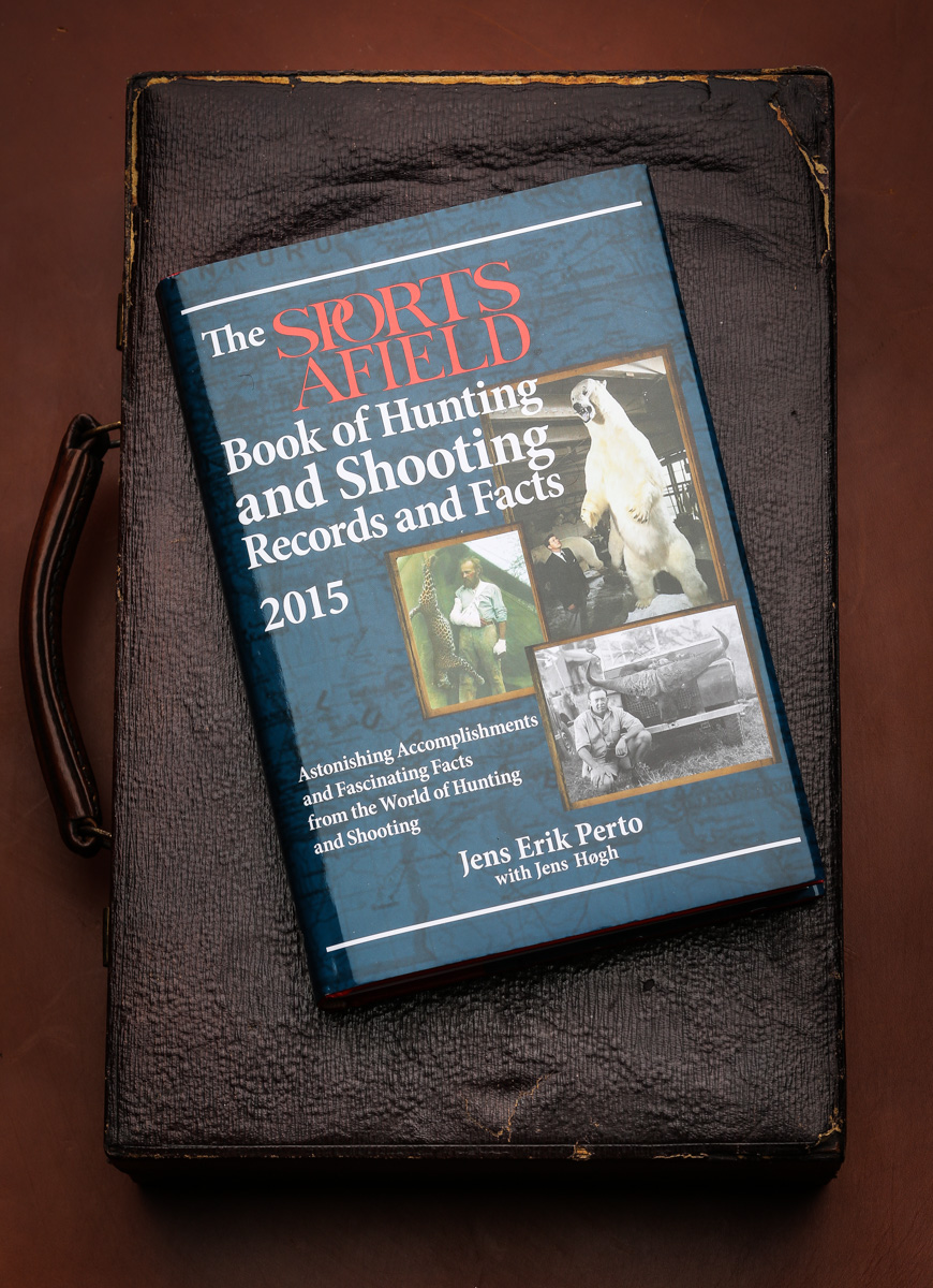 The book of hunting and shooting records