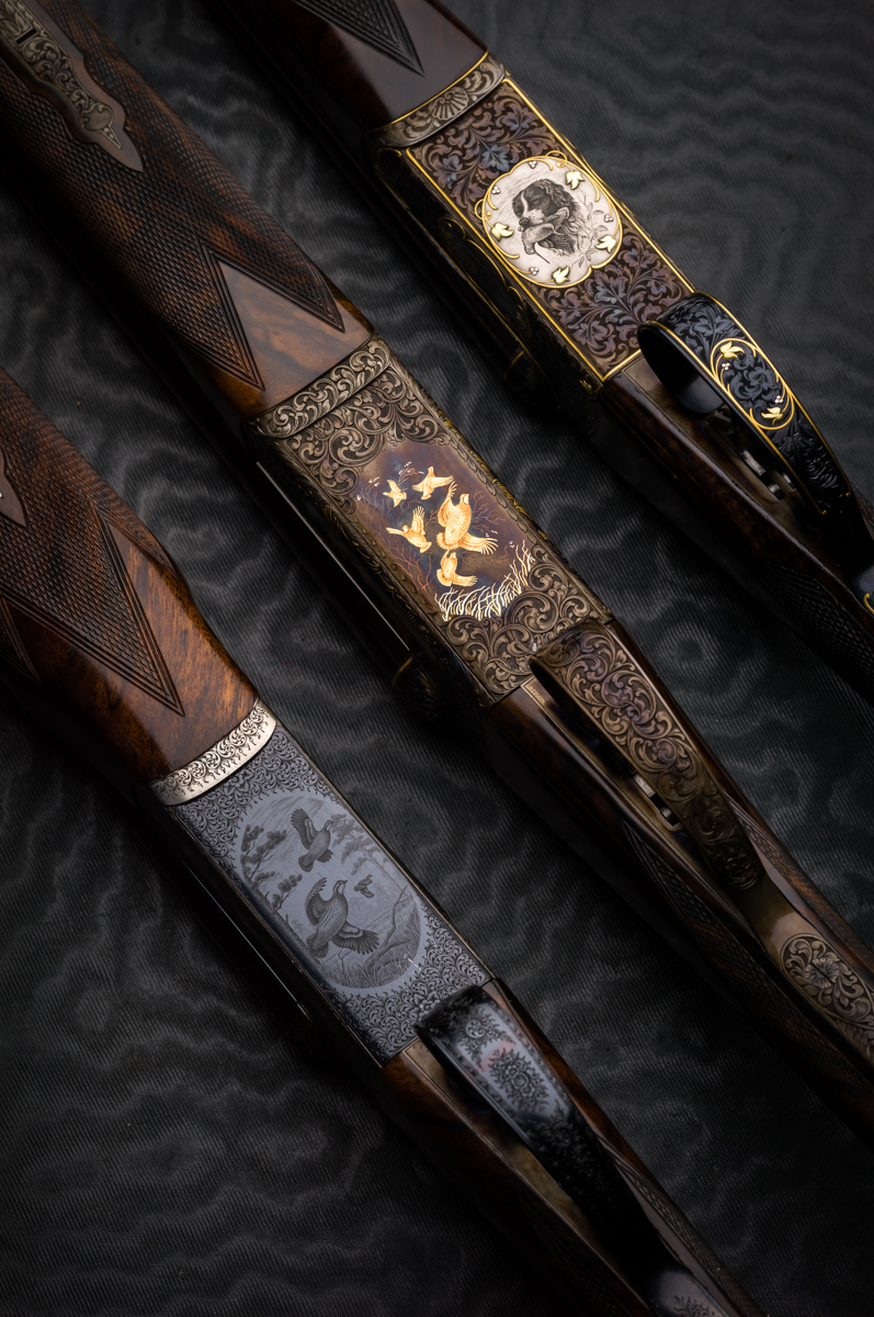 Westley Richards .410 &  28g droplock guns