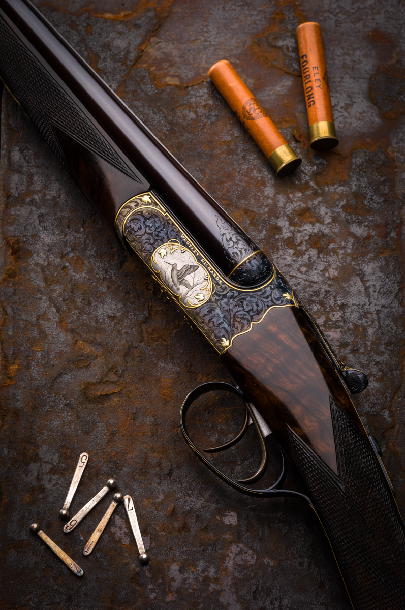 Westley Richards .410 Droplock