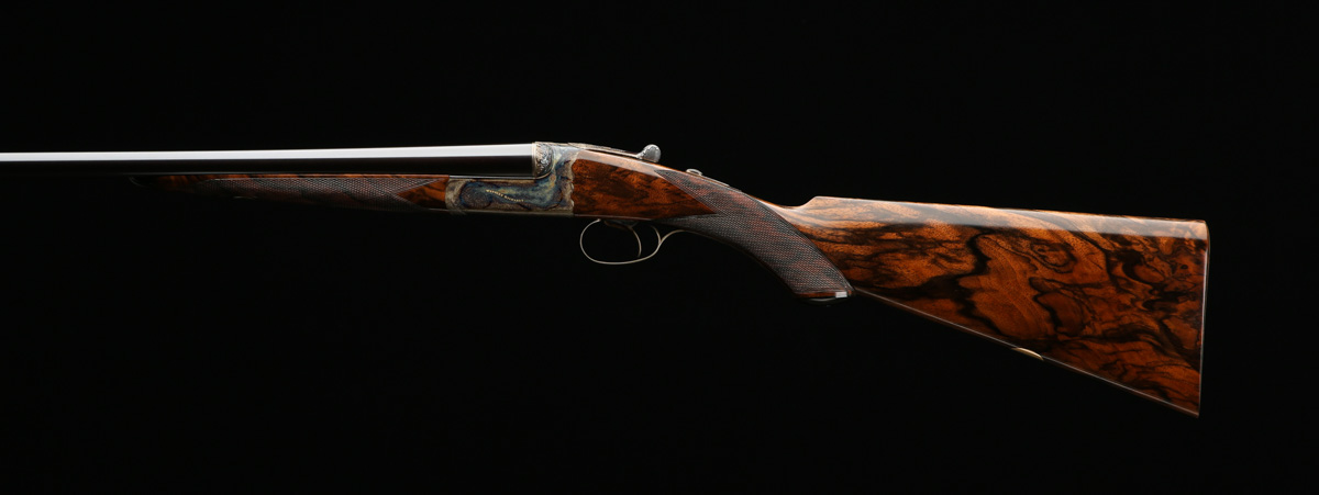 Pair 20g Droplock Guns