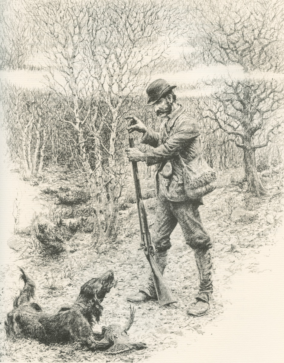 New England Grouse Shooting by William Harnden Foster