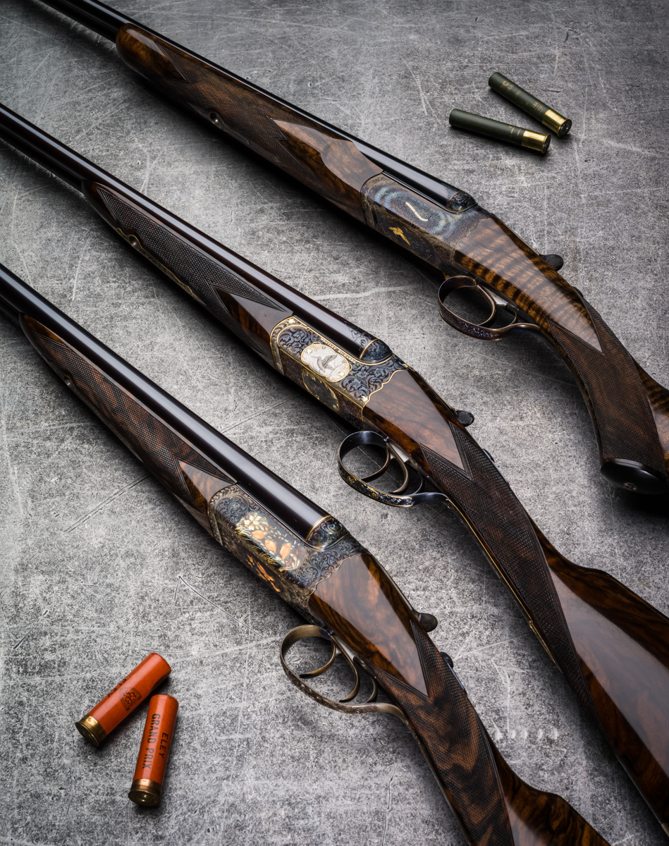 Small Bore Guns by Westley Richards