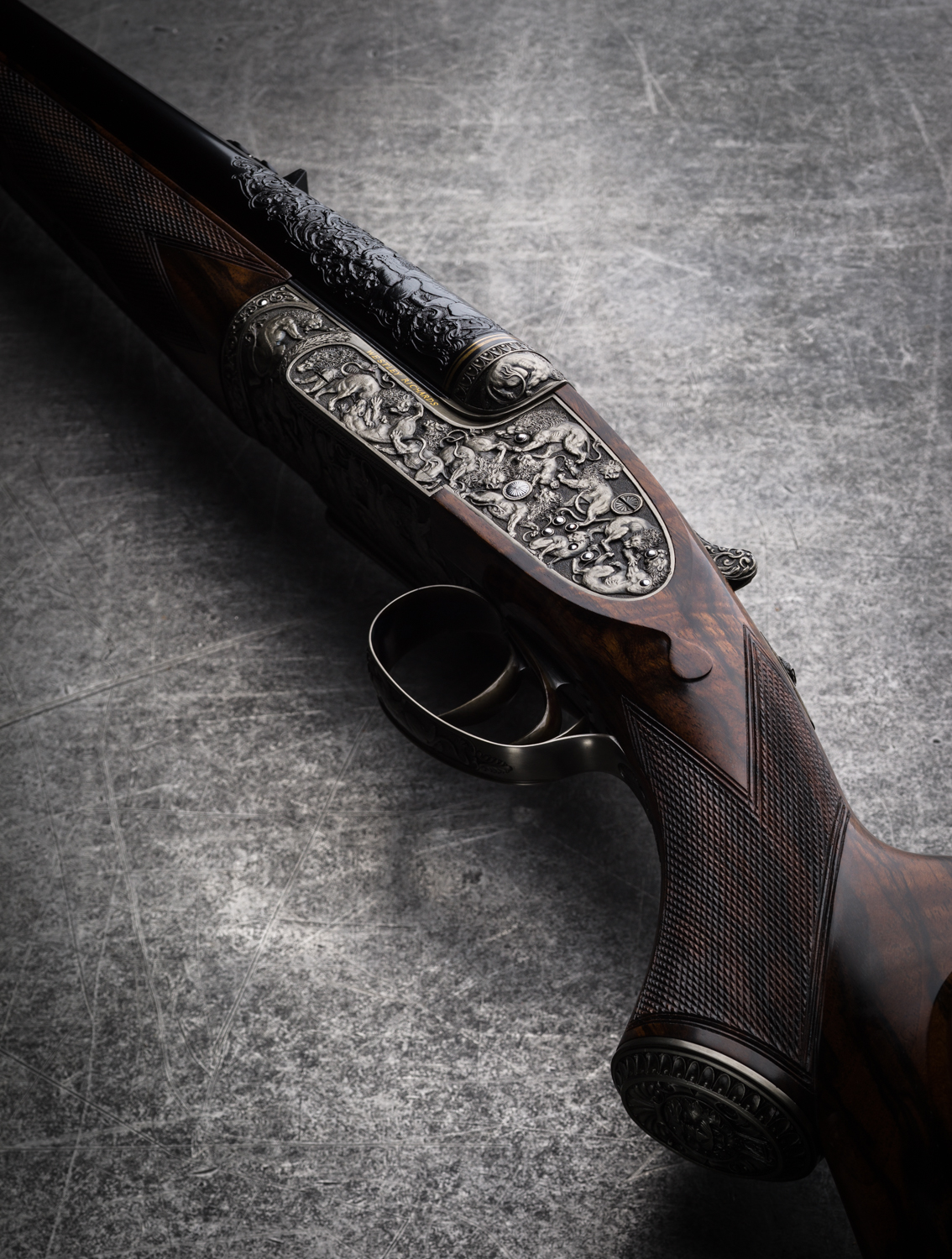 The Westley Richards Lion Rifle