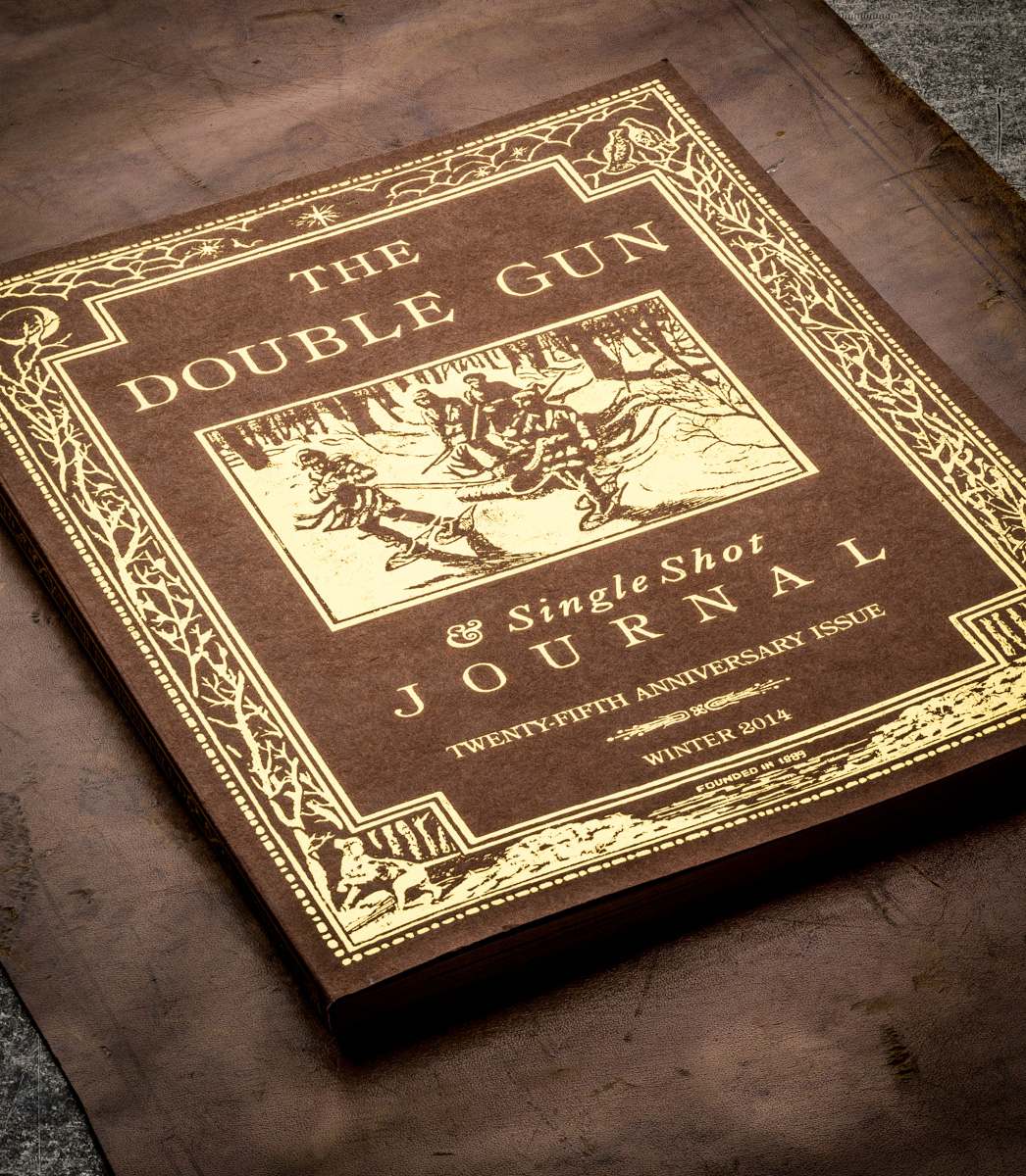 Double Gun Journal, Westley Richards,