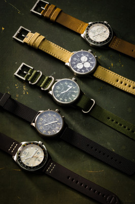 Filson Watches, perfect timekeeping for Safari.