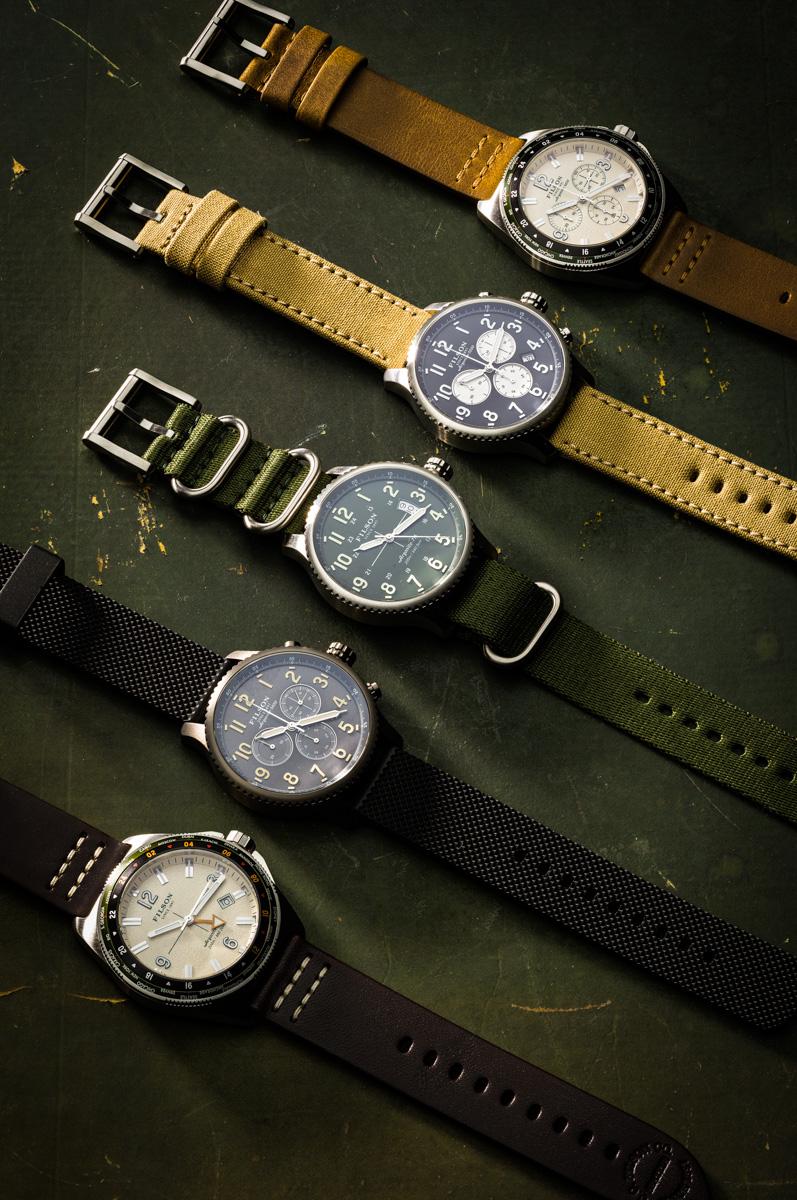 Filson Watches, Westley Richards,