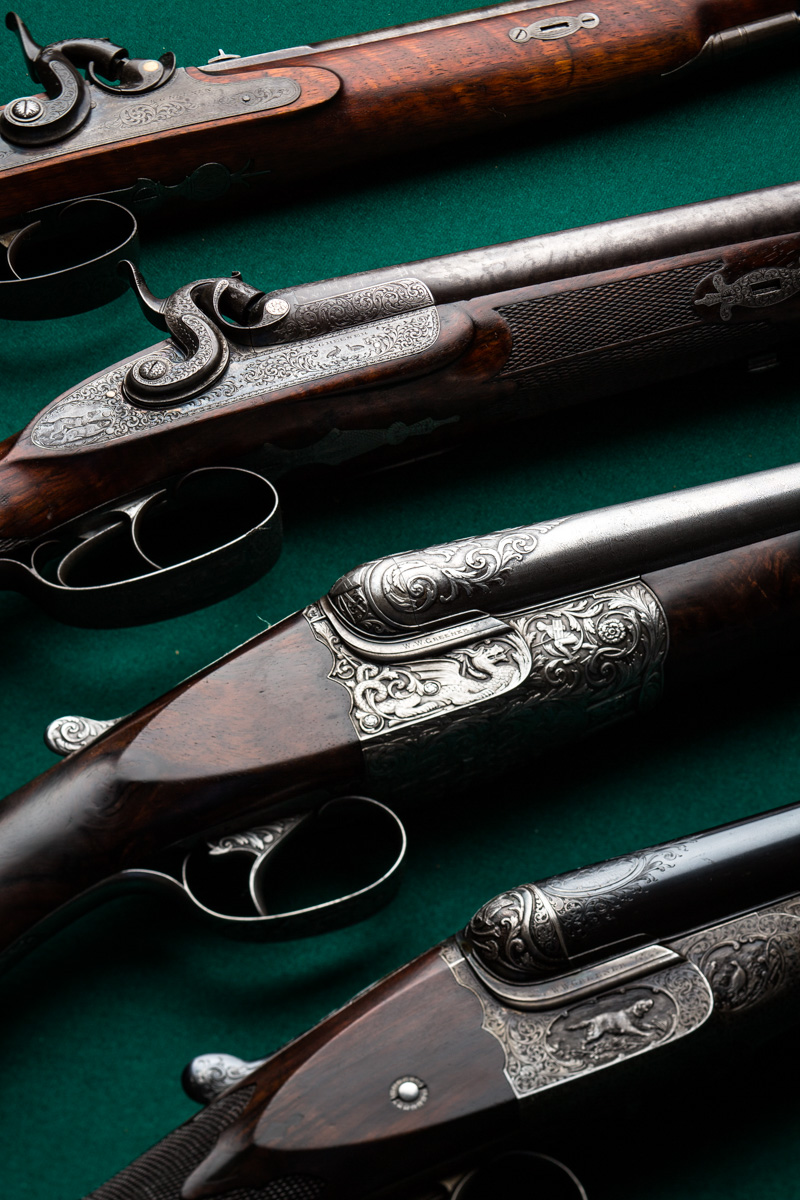 The Greener St George Gun