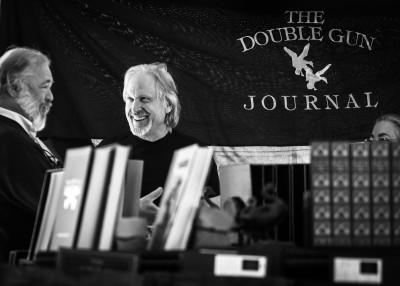 The Double Gun Journal - Daniel Côté, a rare sighting!