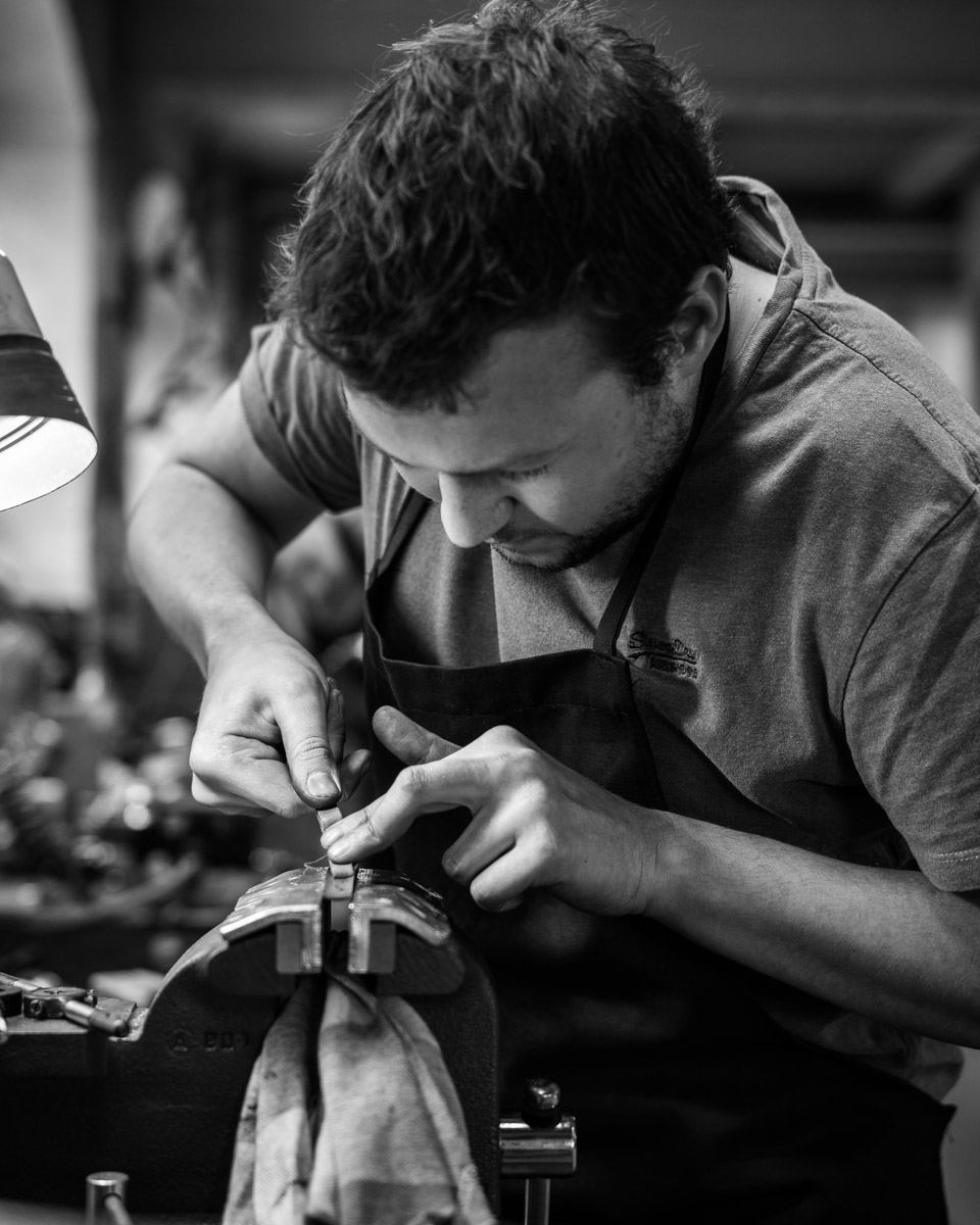 Westley Richards, Craftsman, gunmaker