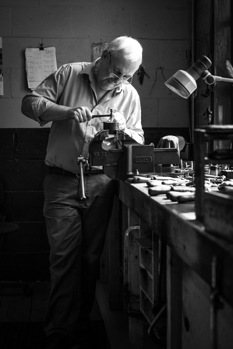 Westley Richards, Craftsmen, gunmakers