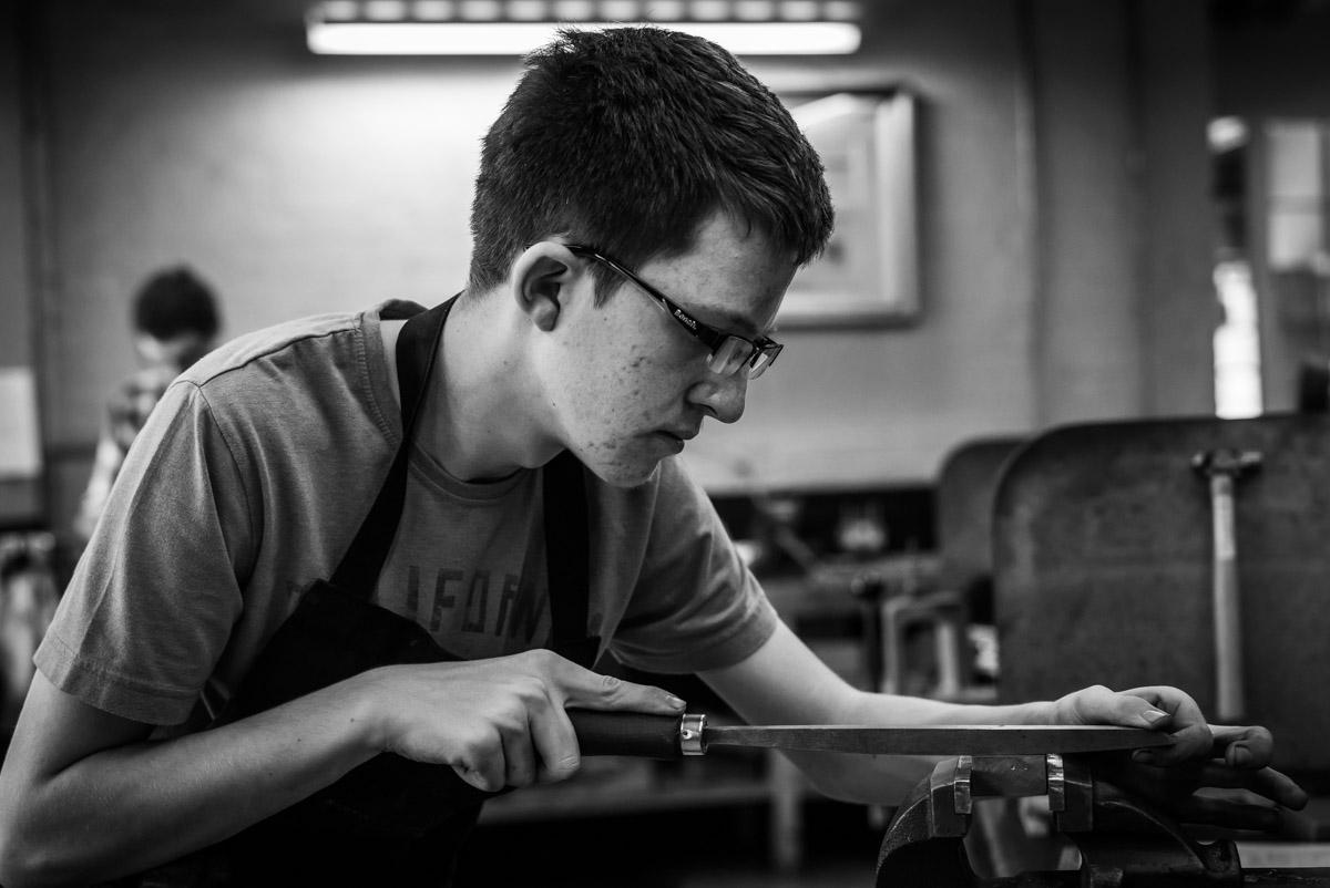 Westley Richards, Gunmaker, apprentice, craftsman