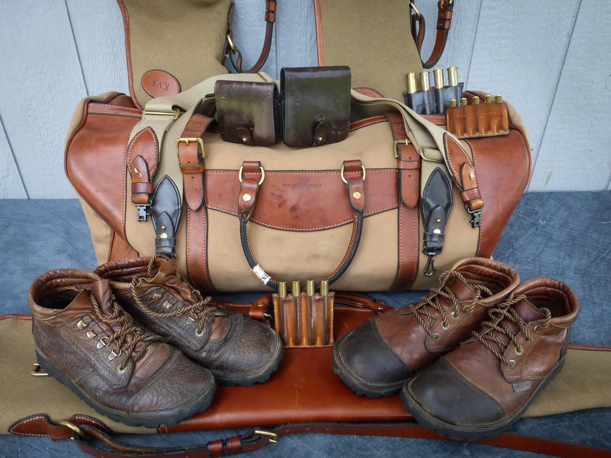 Westley Richards greatest adventurer competition