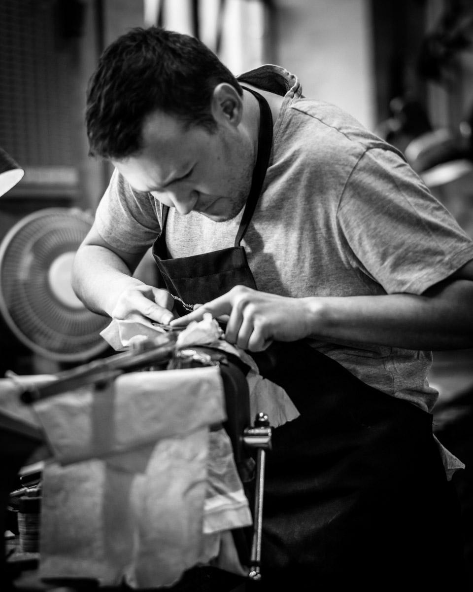 Westley Richards, bolt action production