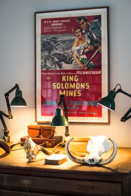King Solomon's Mines - The Stewart Granger .577