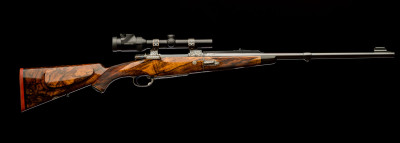 Westley Richards Take Down, Bolt Action Rifles.