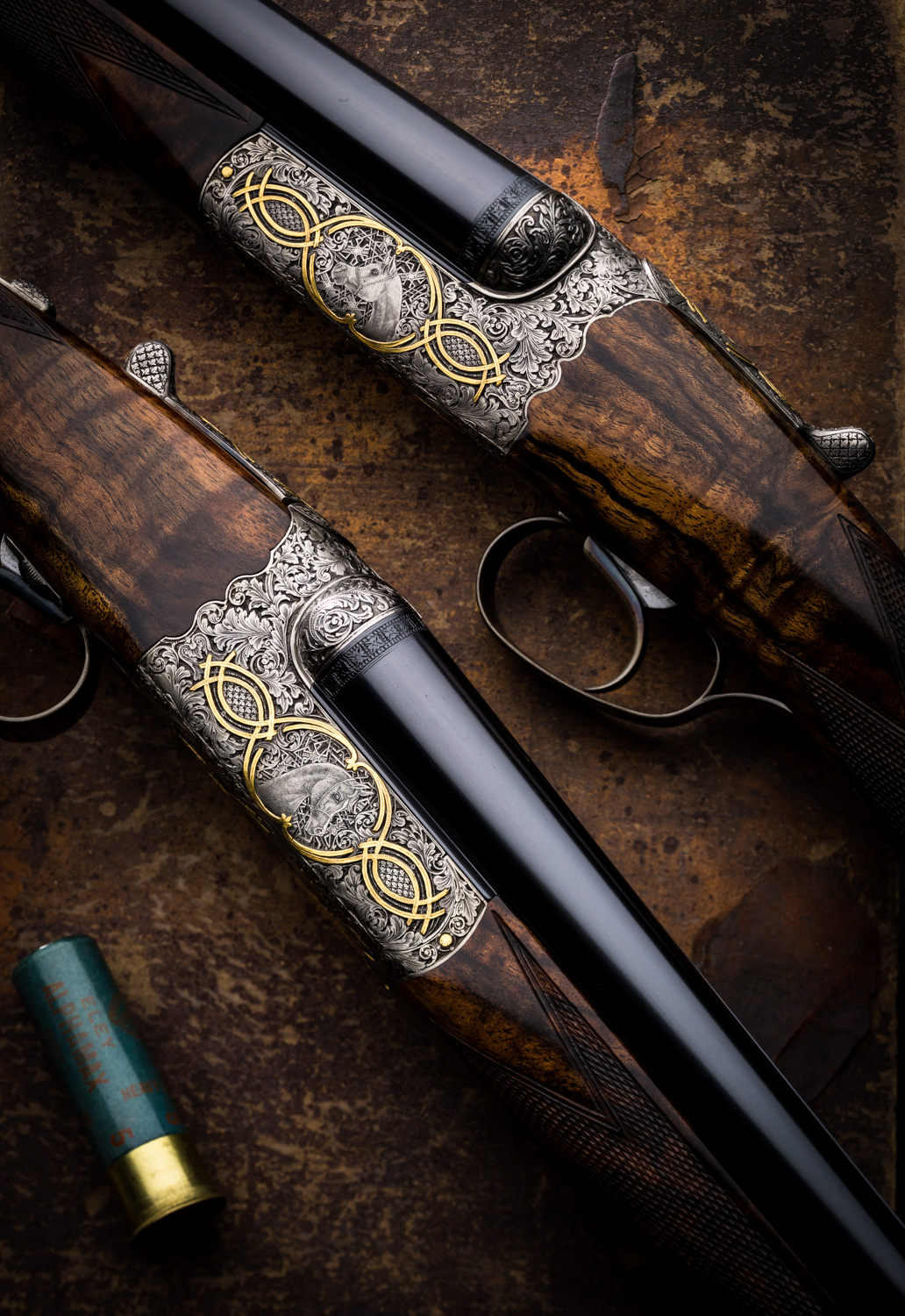 Westley Richards, 16g, Droplock, Lepinois,