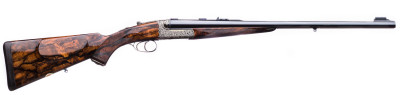 A Westley Richards .470 Droplock Double Rifle.