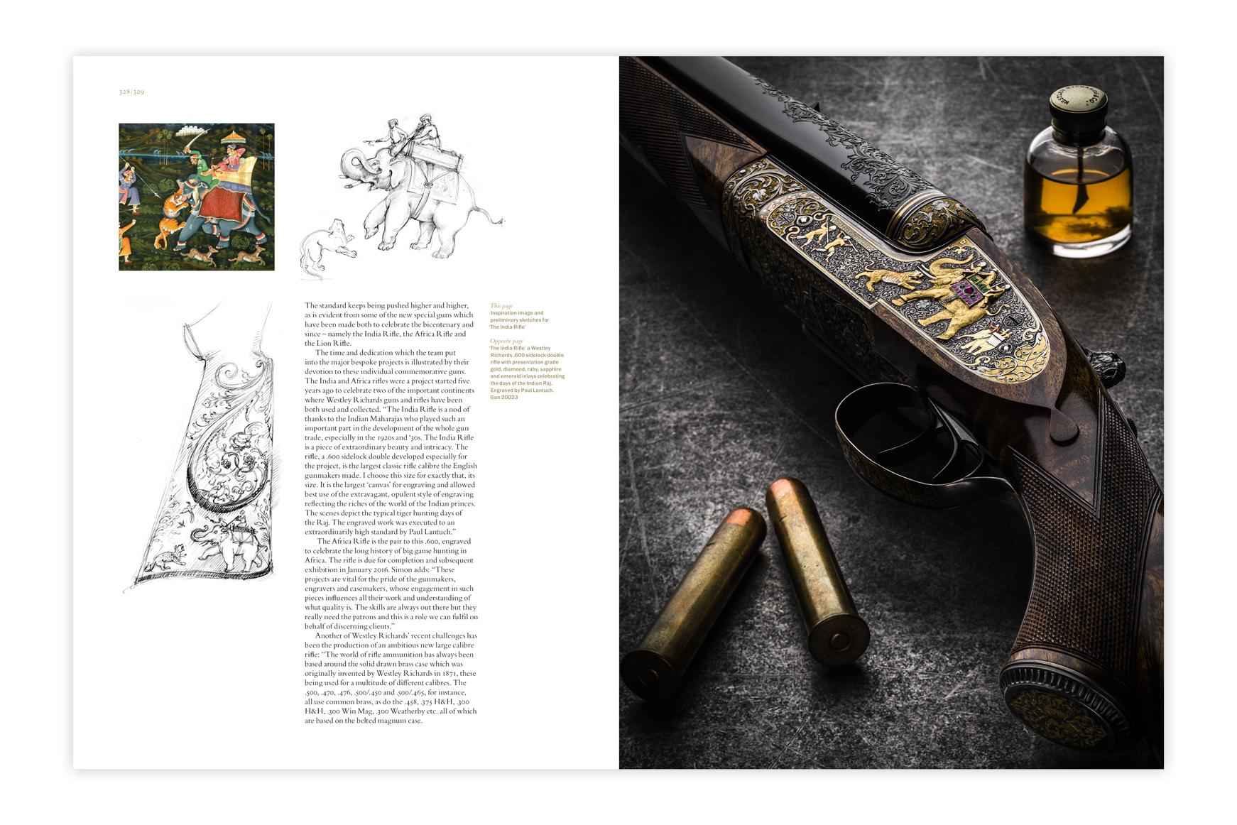 In Pursuit of the Best Gun Westley Richards.