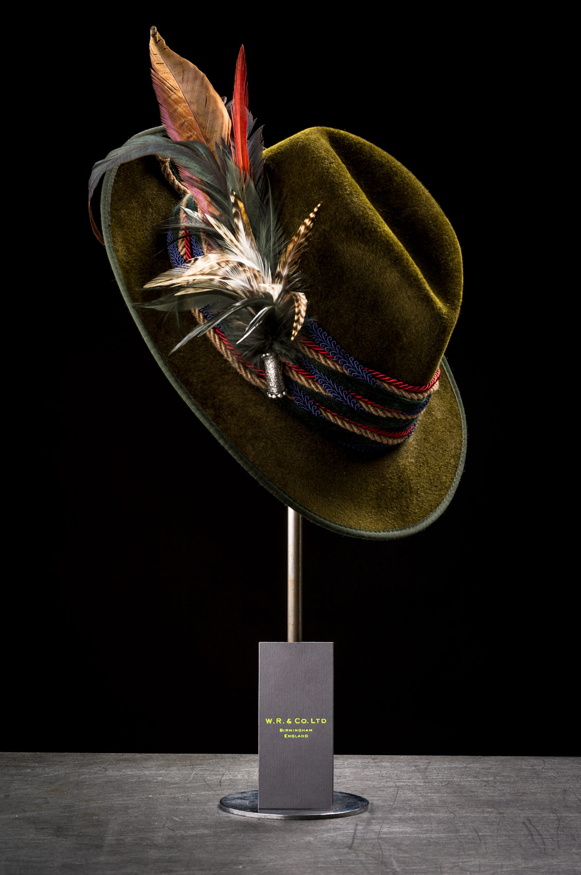 Hunting Hat by T.ba at Westley Richards