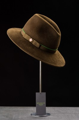 Hunting Hats at Westley Richards