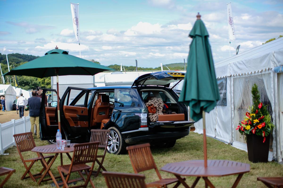 The H&H Range Rover