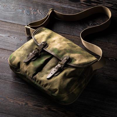 The Westley Richards 'Bishop Bag', A Classic Hunting Shoulder Bag.