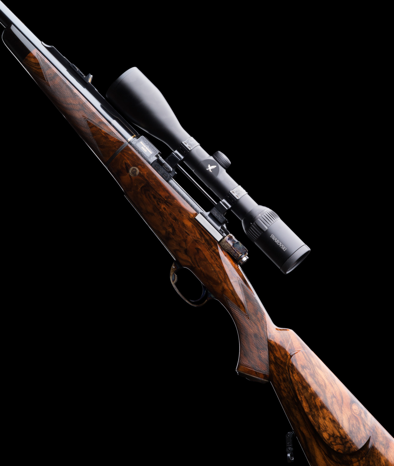 Westley Richards Bolt Action Rifle
