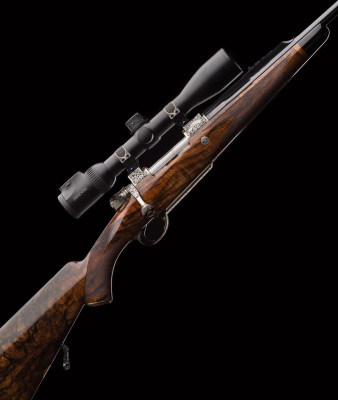 Westley Richards Bolt Action Rifles.