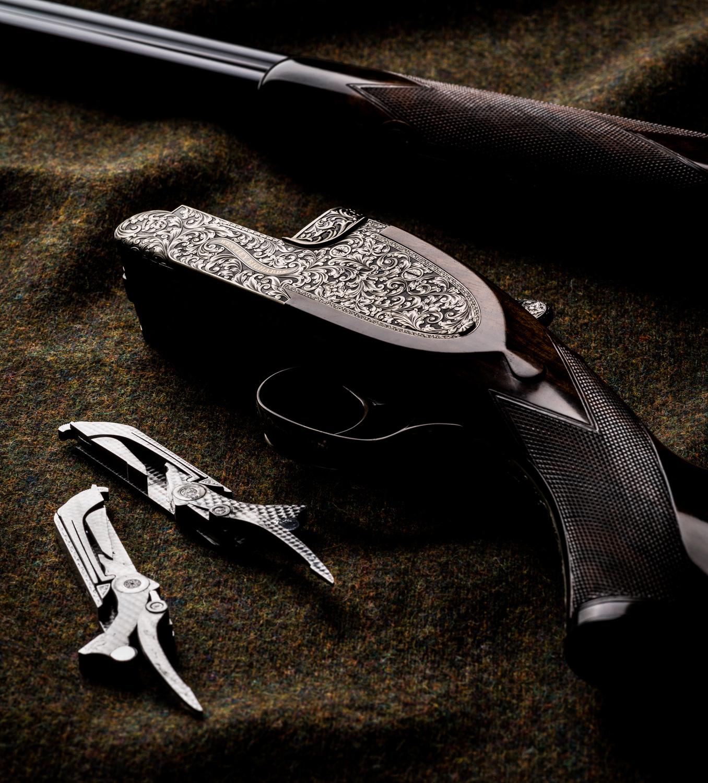 Westley Richards 20g Single Trigger, Droplock, Ovundo.