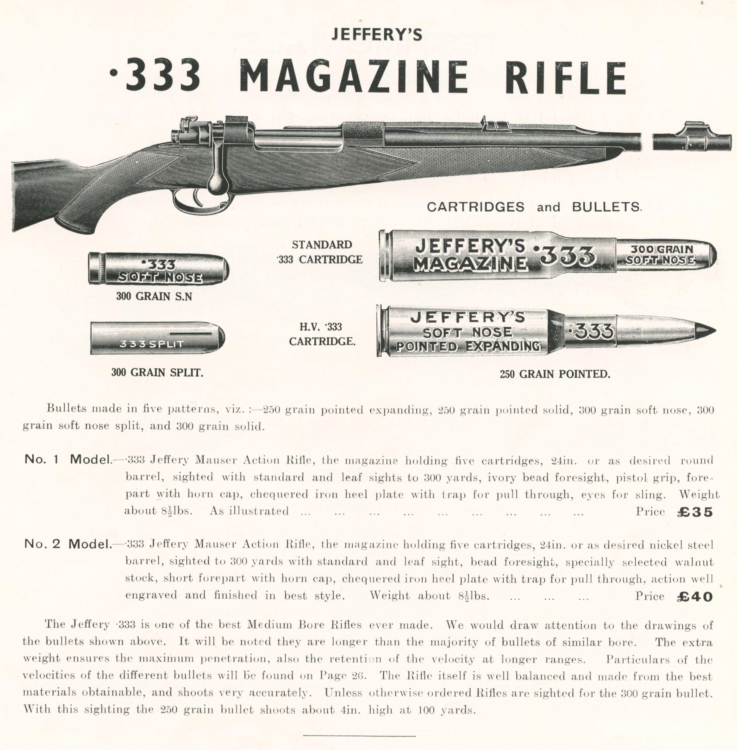 .333 Jeffery from Catalogue