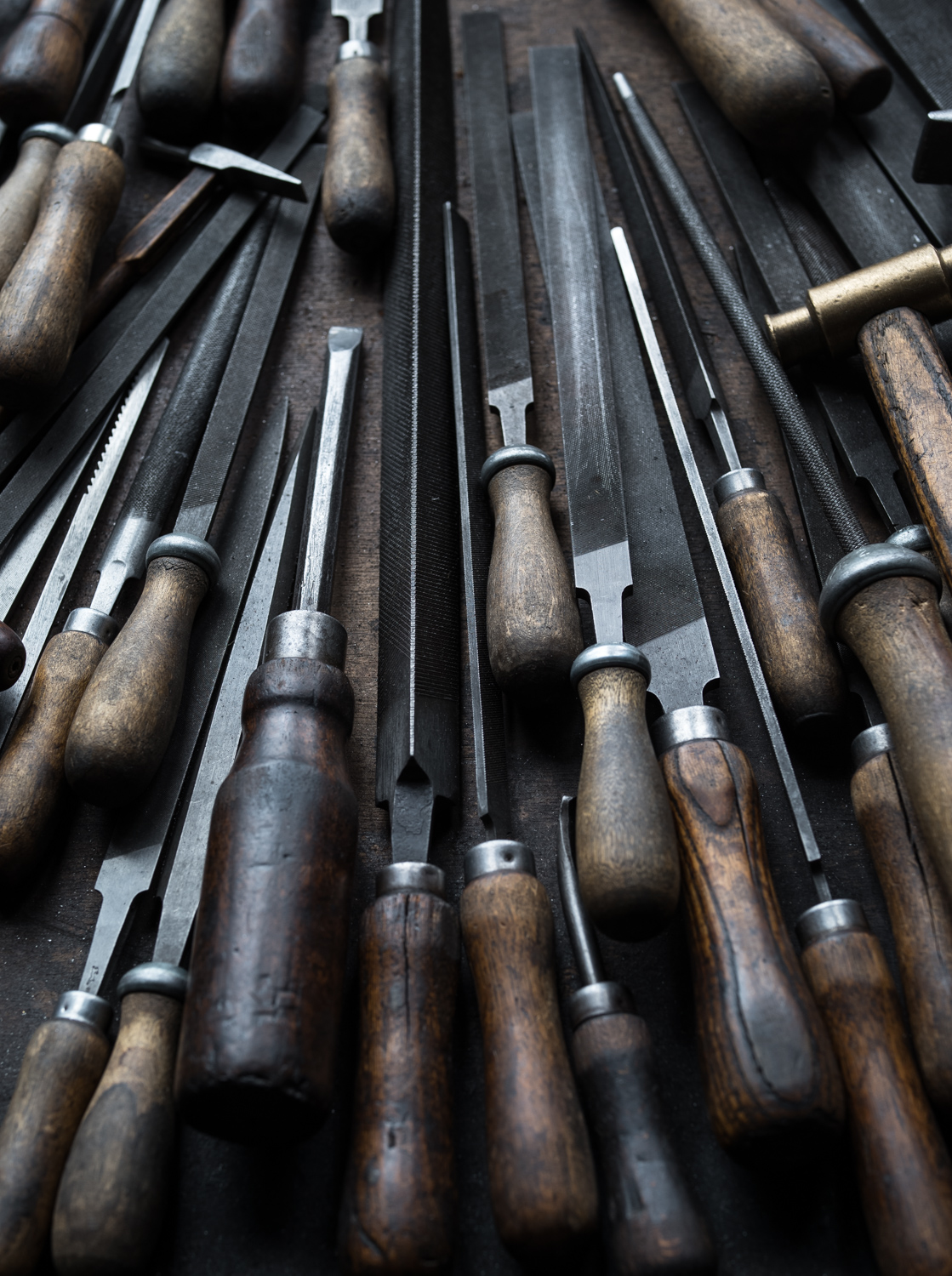 Gunmakers Files at Westley Richards