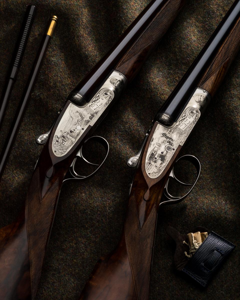 Holland & Holland Twenties Guns