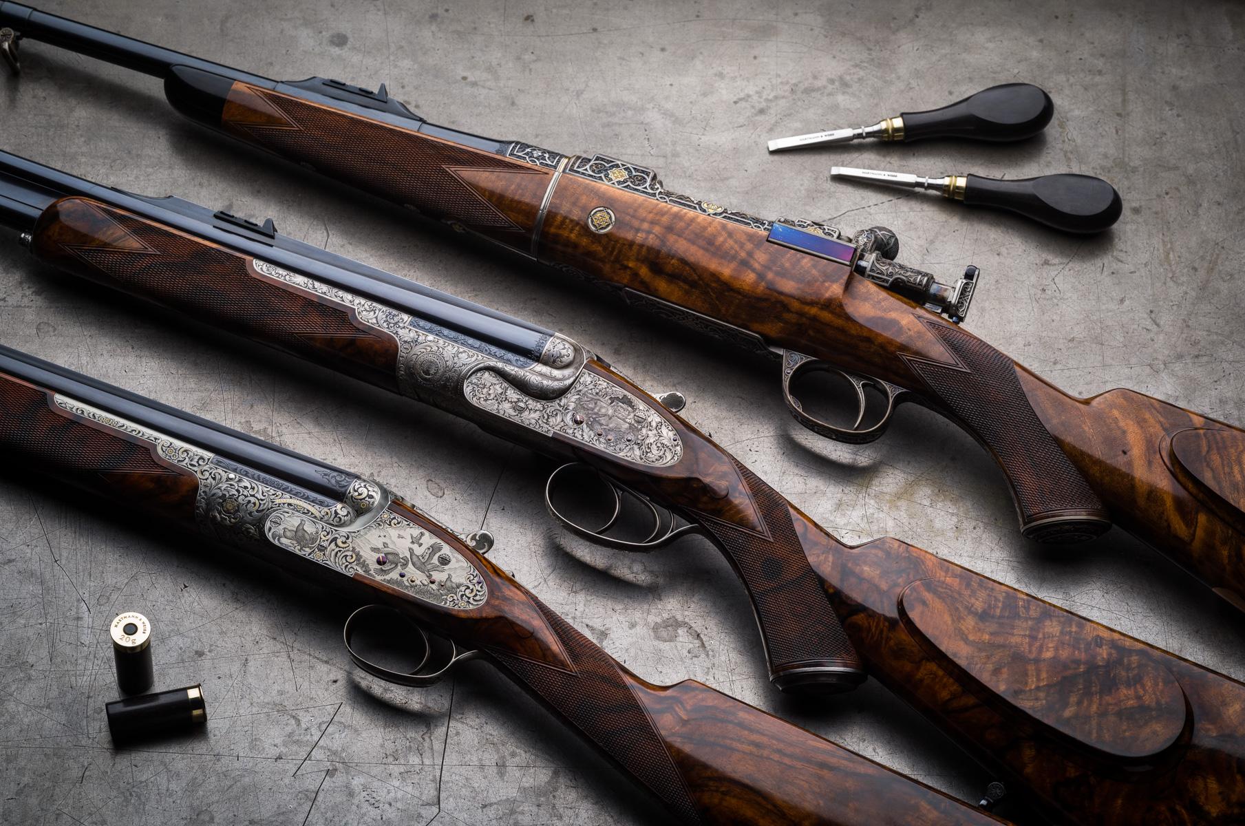 Hartmann & Weiss Guns