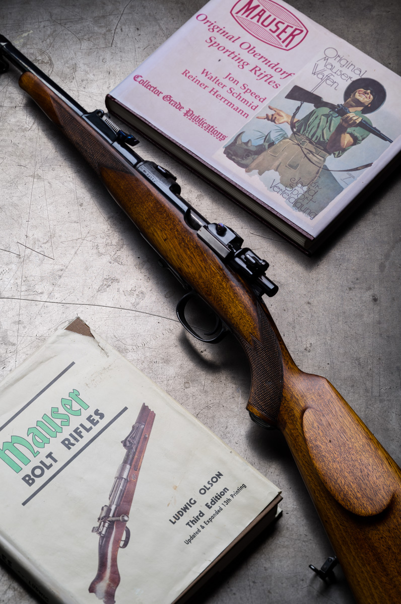 The 2 Must Have Mauser Rifle Books for Collectors.