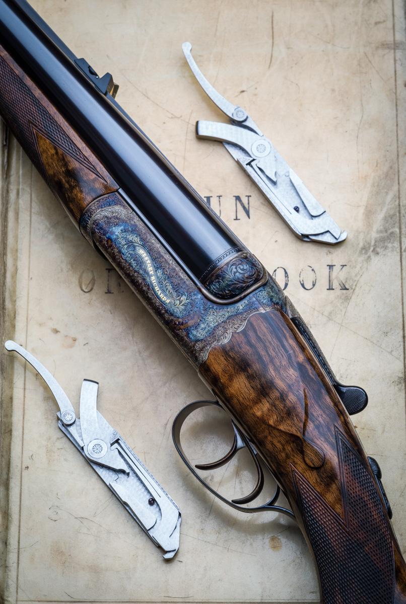 Westley Richards Double Rifle 475 No 2 Eley