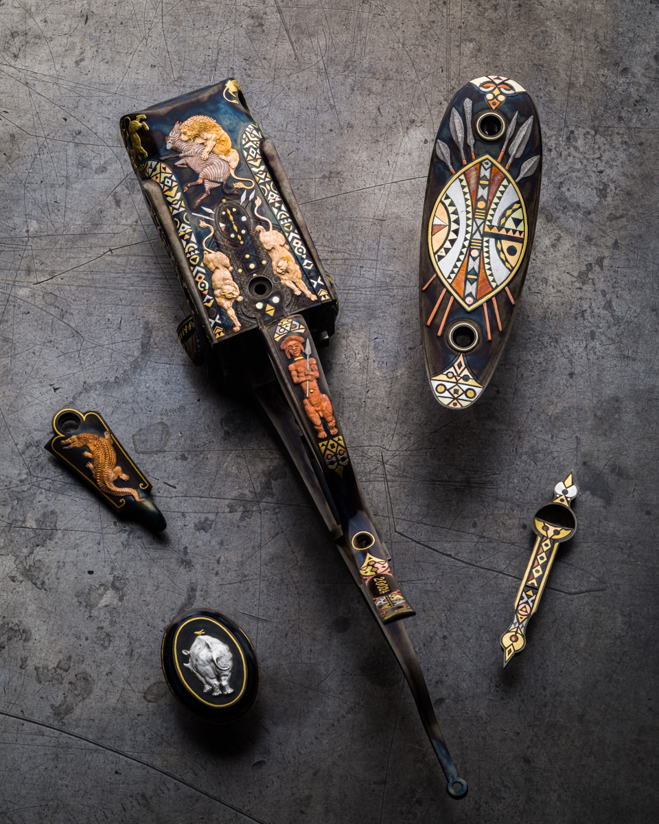 Westley Richards The Africa Rifle