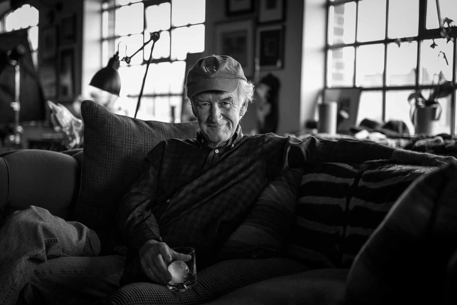 At Home with - Terry Allen,  the 'In Pursuit of the Best Gun' Photographer.