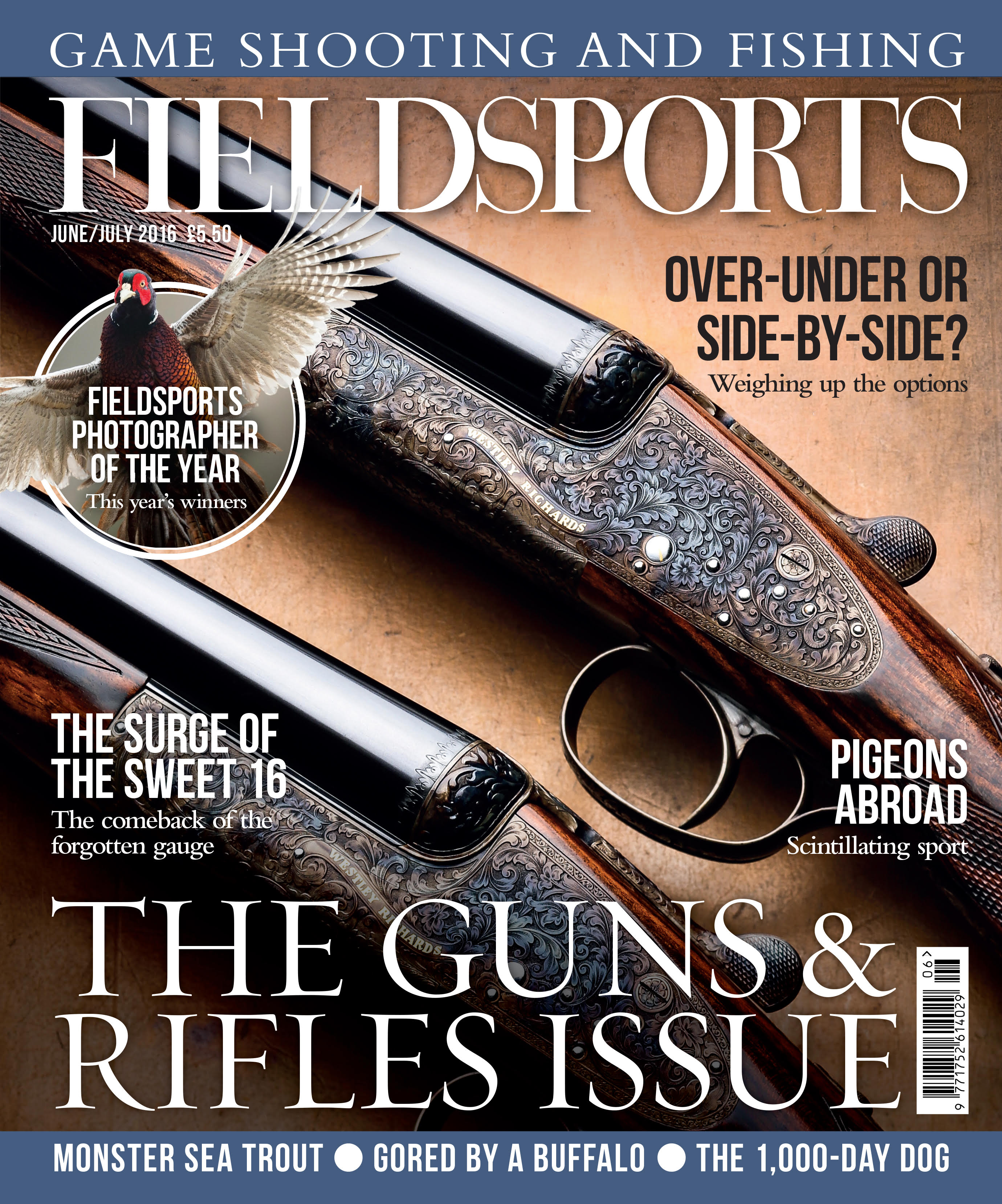Fieldsports June 2016