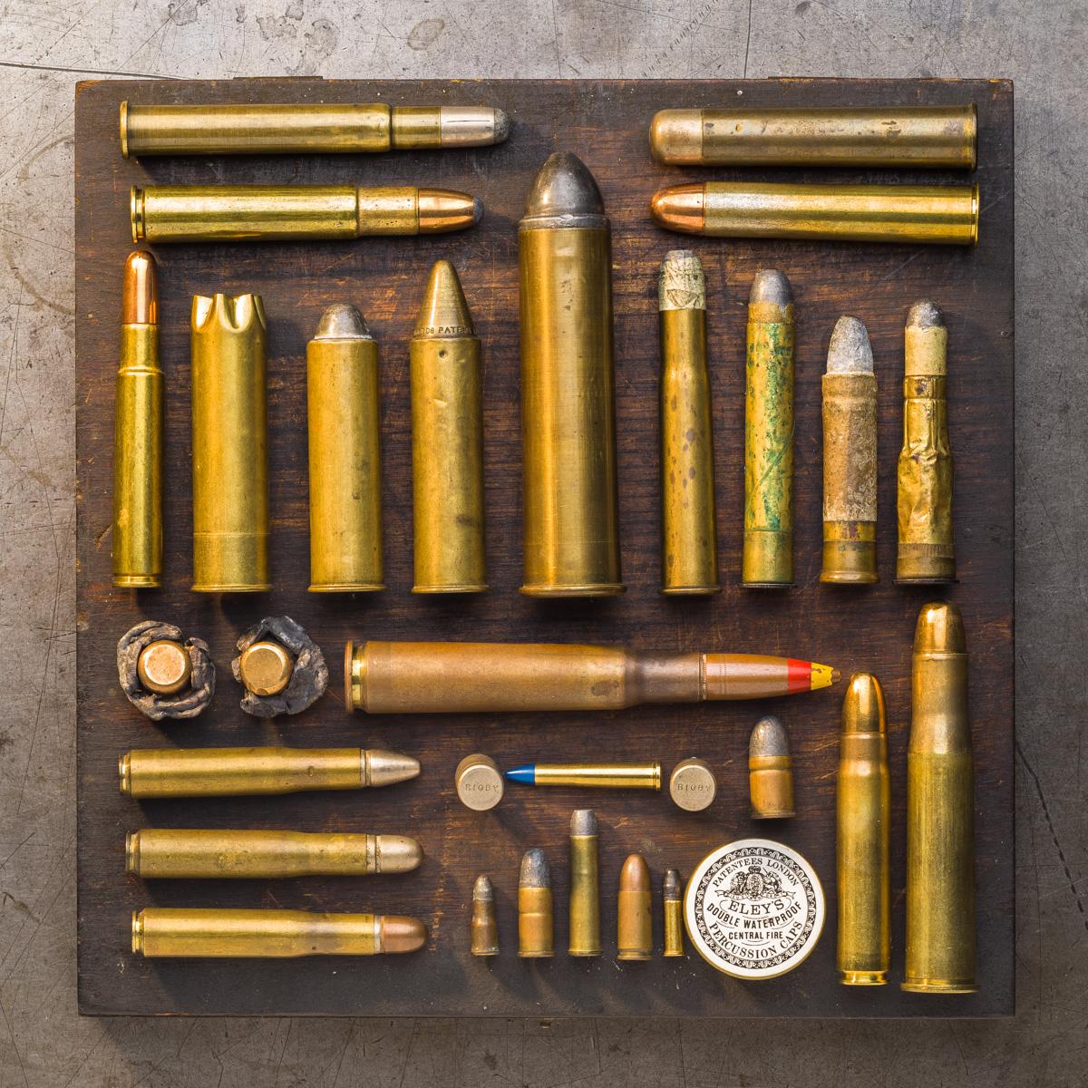 Gun Ephemera Still Life. (5 of 7)