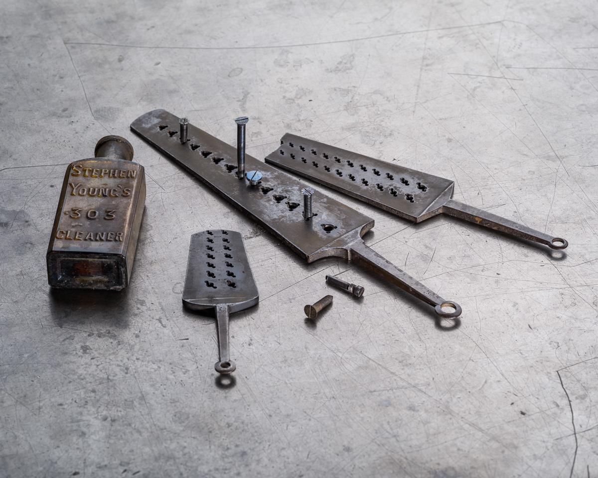 Gun Makers Screwplate (1 of 3)