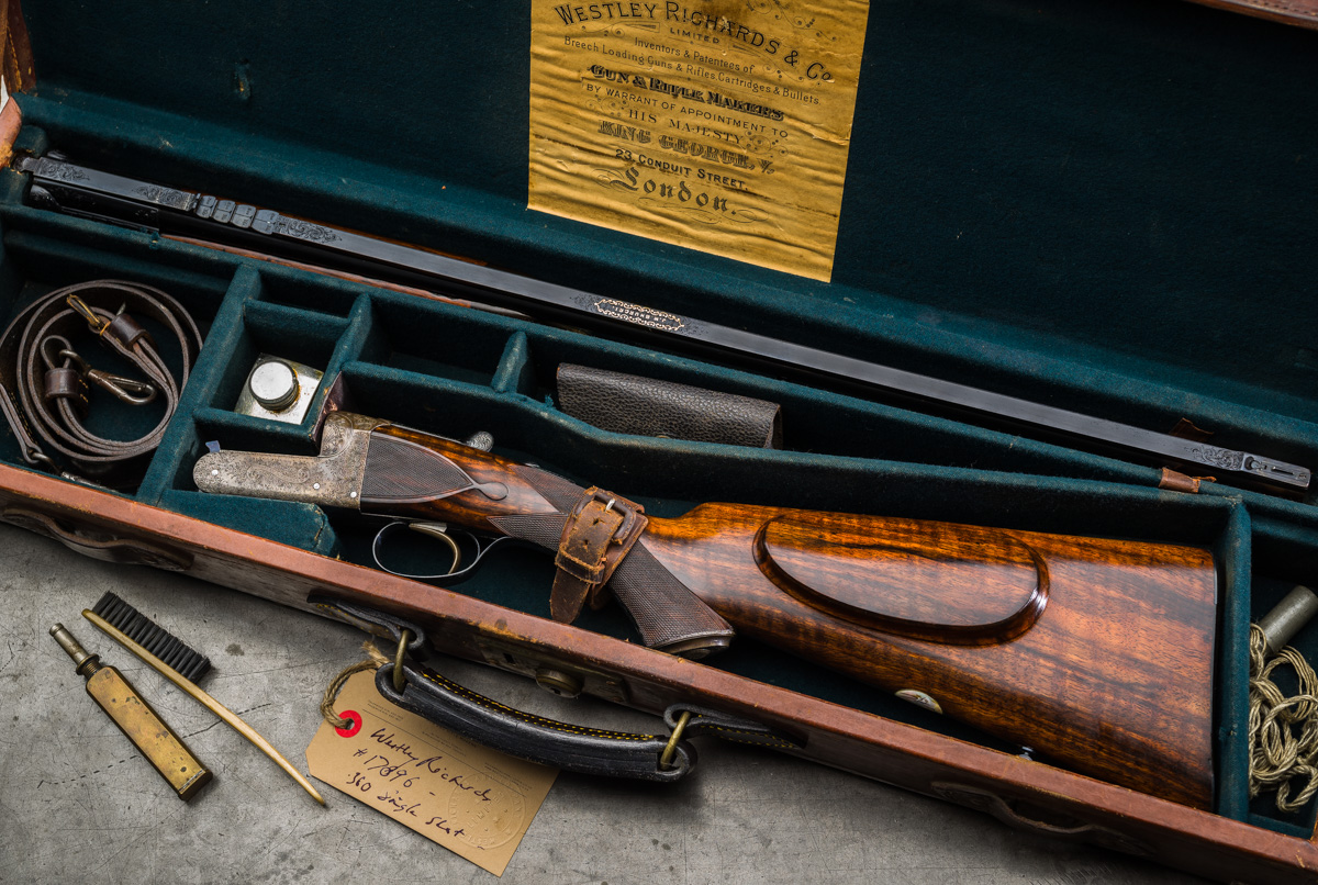 Westley Richards 28g or Single Shot? (2 of 2)