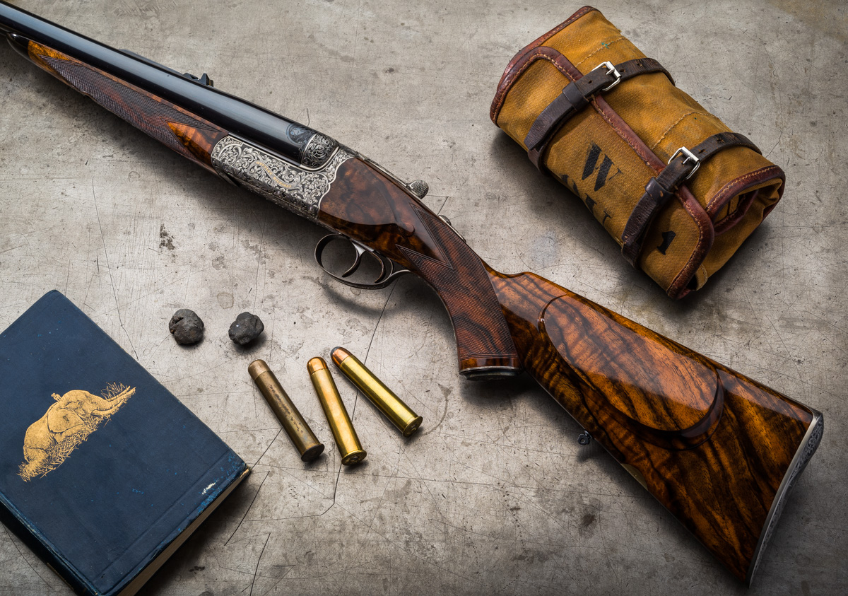 Some New Guns from the Westley Richards Factory.