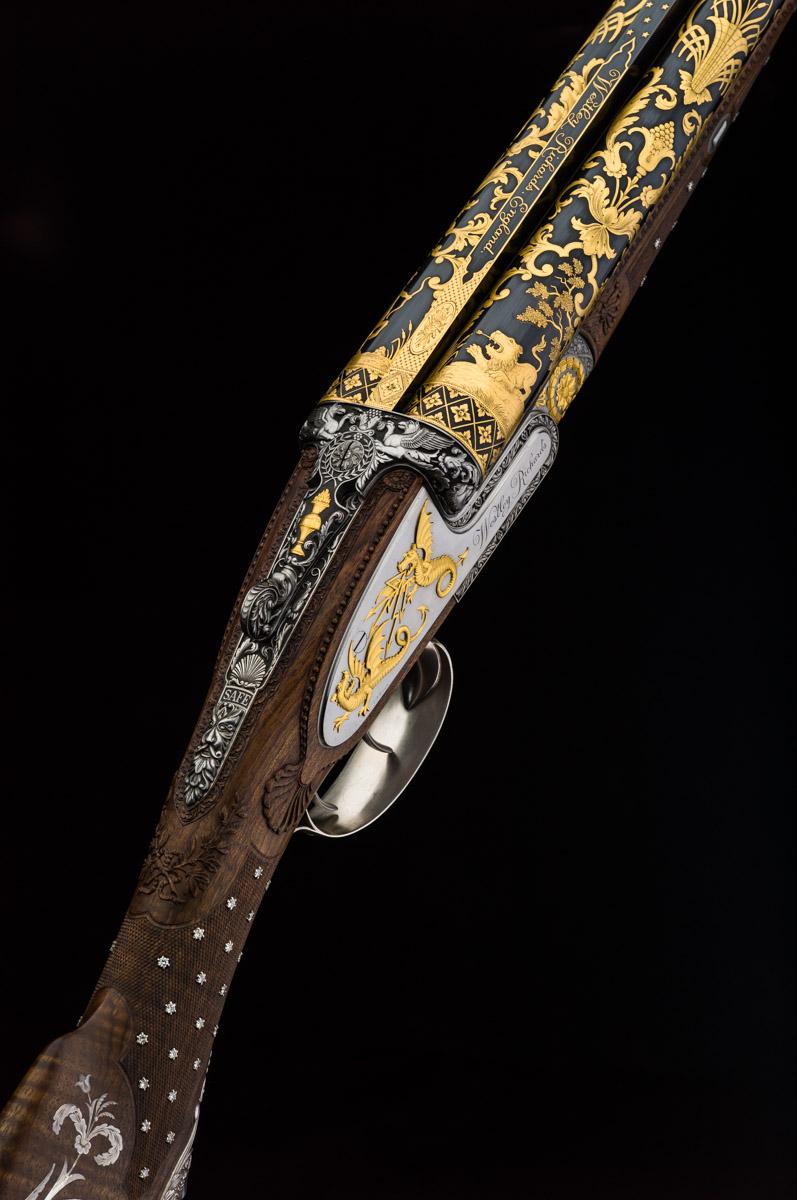 The Westley Richards Boutet Gun